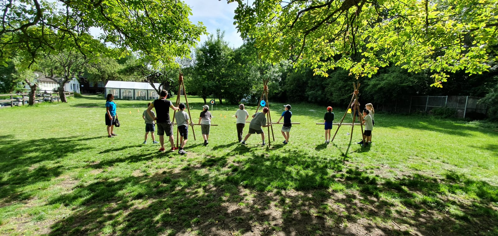 District Cub Activity Day – June 2019